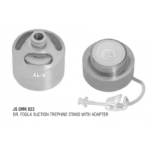 Suction Trephine Stand  with Adapter