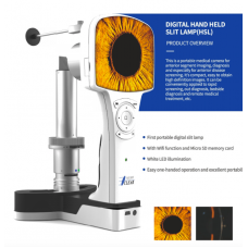 Hand Held Digital Slit Lamp